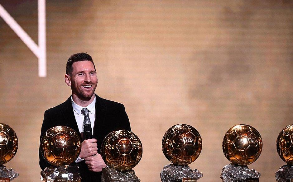 Messi ganhou de Van Dijk na Bola de Ouro por 0,3% de vantagem