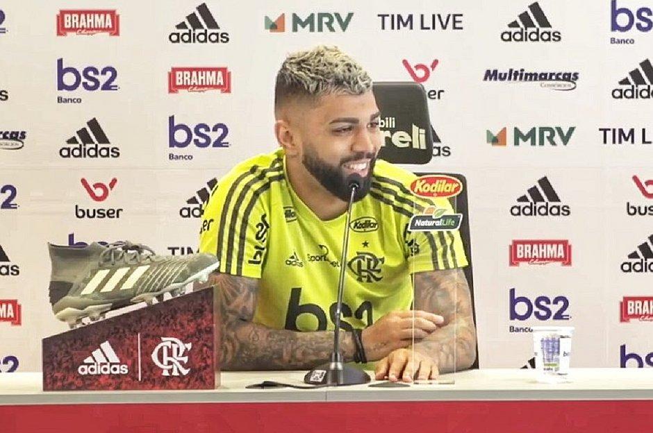 Gabriel admite possível adeus: 'Pode ser a última no Maracanã'